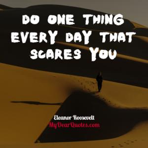 Eleanor Roosevelt affirmations