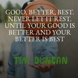 Tim Duncan sayings