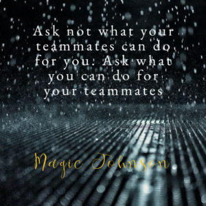 Magic Johnson sayings